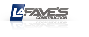 LaFave's Construction Logo