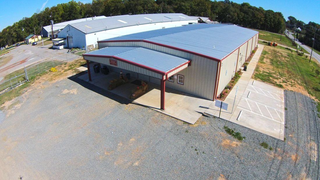 Rowan County Fairgrounds Lafave S Construction